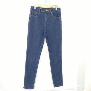 Forever 21 Skinny Stretch Jeans